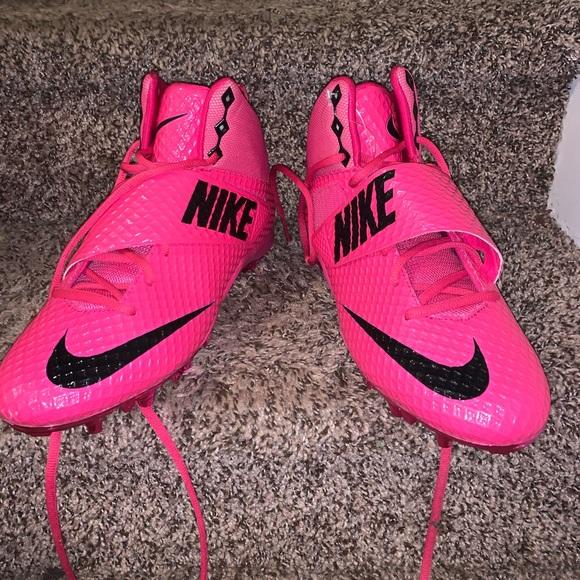 Mens Nike Strike Pro Hot Pink Cleats